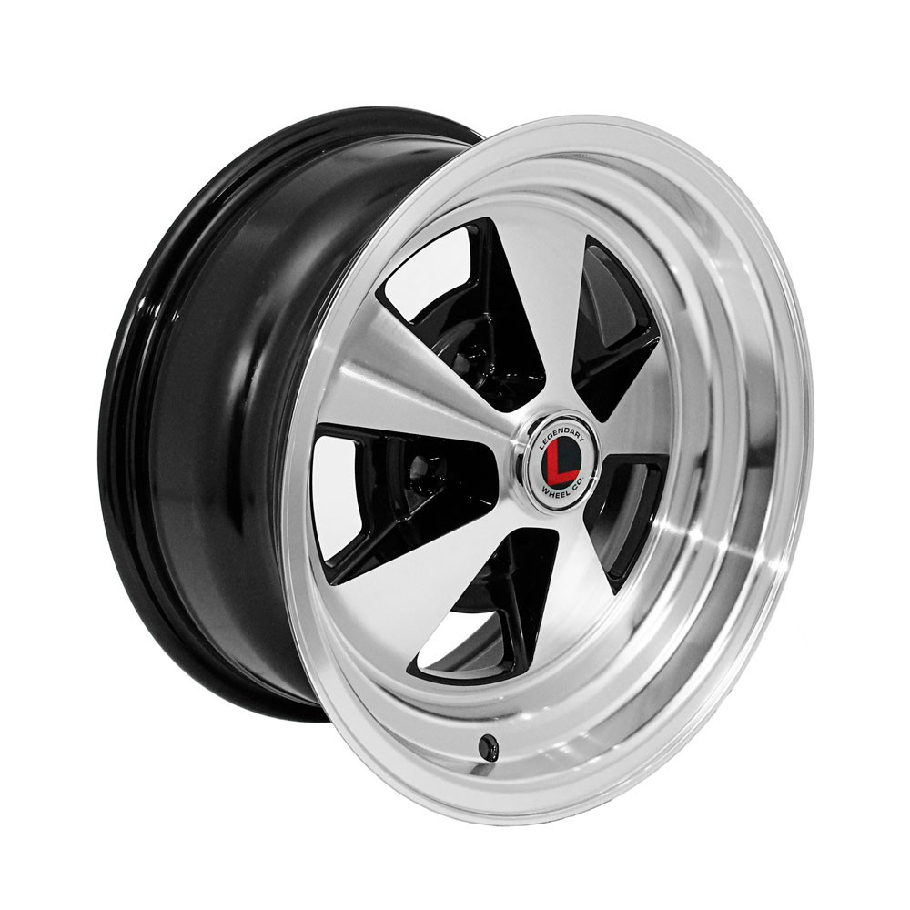 Black Auto Rim Shop >> Flat 5 Alloy Rim by Legendary Wheel Co. | Autoworks International Parts
